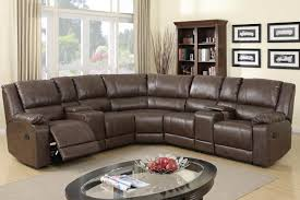 leather sectional sofa recliner living room sectional couches with recliners couch sectionals