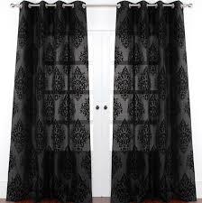 curtain 1345 baroque 2 drapery curtains drapes rod kits home decor