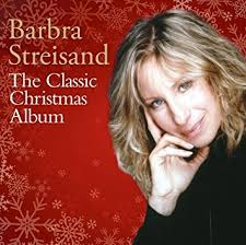 christmas photo album barbra streisand the classic christmas album