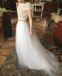wedding skirt bridal tulle skirt with boho dress skirt with