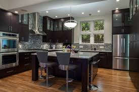 The Unique Espresso Kitchen Cabinets Kitchen Remodel Styles - Espresso cabinets kitchen