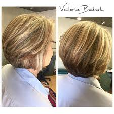 hair lowlights for women over 50 21 cute layered bob hairstyles popular haircuts