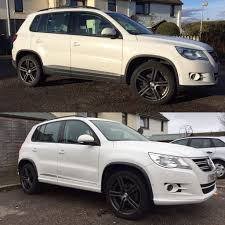 volkswagen suv white gavins tiguan installs mods modifications u0026 u0027how to u0027 guides