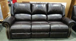 Leather Sofa Recliner Sale Recliner Leather Sofa Sale Stjames Me