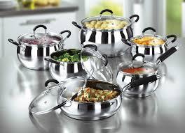topf set edelstahl topfset 12 teilig kulinarium produkte rund um die