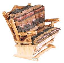 log living room furniture handcrafted rustic aspen log furniture and pine log furniture for