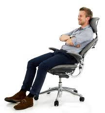 humanscale freedom chair with headrest executive conference