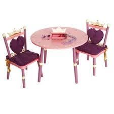 Disney Princess Armchair Princess Themed Kids U0027 Table U0026 Chair Sets You U0027ll Love Wayfair
