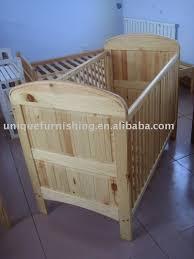 chambre bébé pin massif pin massif bois lit bébé lit buy product on alibaba com