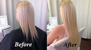 hot heads extensions cost my new in hair extensions impressions and after care