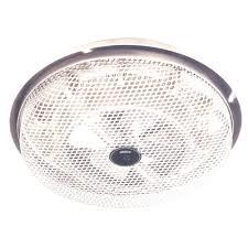 nutone 250 watt infrared 2 bulb ceiling heater 9422p the home
