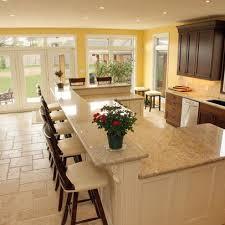 kitchen island peninsula kitchen design seating area at island peninsula that s
