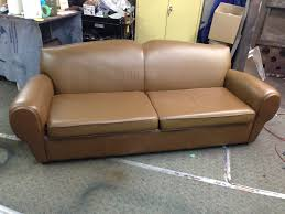 Leather Sofa Dye Repair by On The Cheap Home How To Clean Leather Even Though Conditioner