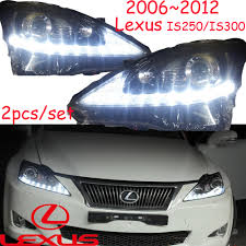 lexus is300 white fog lights high quality lexus is300 headlight promotion shop for high quality