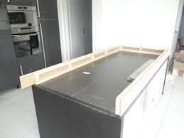 fabriquer hotte cuisine cuisine hotte de cuisine sur plan de travail hotte de at hotte de