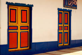 Navy Blue Door Uncensored Color 10 Eye Popping Painted Doors From Salento