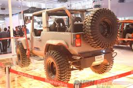 mahindra thar daybreak edition with hard top unveiled at surat
