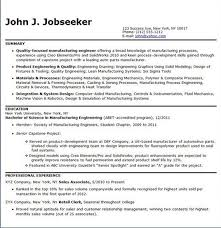 manufacturing job resume sample manufacturing engineer resume if your and are ready you