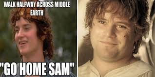 Lotr Meme - 20 lord of the rings memes that prove the movies make no sense