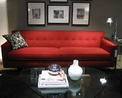 Red And Black Living Room Decor Black And Red Decor On Pinterest Red Black Red Walls And Red Red