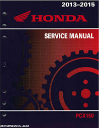 honda pcx workshop manual u2013 mia
