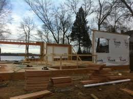 Log Homes With Wrap Around Porches Scott Watson Construction Current Project 2 Lake Home With Wrap