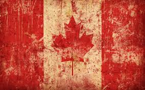 grunge canada flags maple leaf canadian flag wallpaper 1680x1050