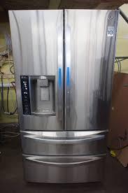 Kitchen Appliance Auction - lg refrigerator model lmxs27626s lg appliance auction 2