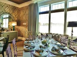 the 2014 hampton designer showhouse the dining room u2013 kristine