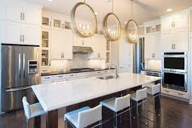 gourmet kitchen islands gourmet kitchen kitchen transitional with kitchen island lighting