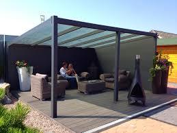 decor wooden deck design ideas with pergola canopy plus modern