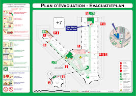 Fire Evacuation Plan Office by Evacuatio Examples Of Evacuation Plan