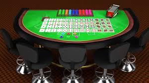 Black Jack Table by Professional Blackjack Table 3d Asset Cgtrader