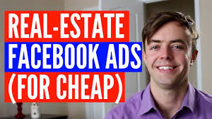 real estate agent facebook ads for little youtube