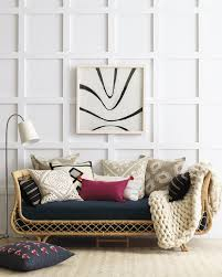 home trend report 2018 kelly elko love this rattan daybed with a mix of colorful pillows