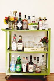Cheap Home Bars by Best 25 Cheap Bar Cart Ideas Only On Pinterest Thrift Store