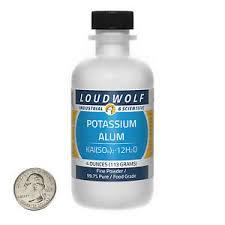 purchase alum potassium alum lab chemicals ebay