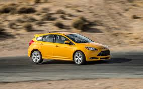 ford focus st specs 0 60 2013 ford focus st test motor trend