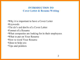 introduction cover letter for resume 7 introduction letter for introduction letter