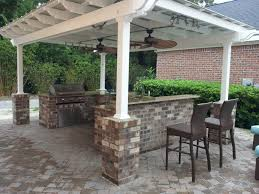 Pergola Designs With Roof by 31 Excellent Stone Pergolas Designs Pixelmari Com