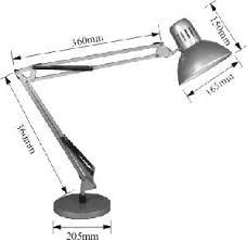 Contemporary Desk Lamp Adjustable Modern Desk Lamp Reading Light Led Office Table Page