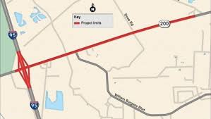 construction to begin next week on new i 95 florida a1a