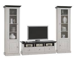 Wohnzimmerschrank Nordisch Steens Furniture 7317001213001f Wohnkombination Monaco Kiefer