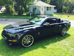 2009 Black Mustang Gt 2009 Shelby Gt500 Mustangs Cars Ford Mustang 2009 Ford Shelby