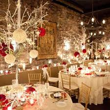 themed wedding ideas christmas themed wedding wedding flair