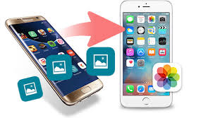 iphone to android transfer simplest way to transfer photos between iphone and android