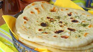 cuisine indienne naan naan à la poêle recette par auxdelicesdupalais
