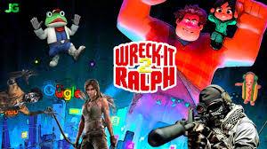 characters wreck ralph 2 ralph breaks