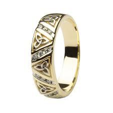 comfort fit wedding bands diamond knot comfort fit wedding ring for men