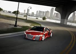 Audi R8 Diesel - audi r8 tdi le mans concept